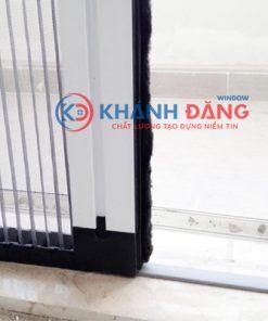 Cửa lưới chống muỗi dạng xếp xích không ray